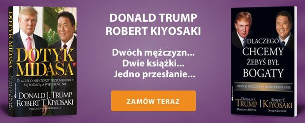 Donald Trump iRobert Kiyosaki