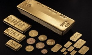 Co dzieje się zceną złota?