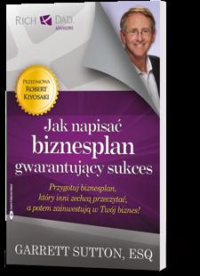 Jak napisać biznesplan - Garrett Sutton