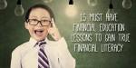 15 obowiązkowych lekcji rozwijających nasze umiejętności finansowe