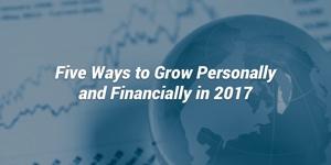 Pięć sposobów narozwój osobisty ifinansowy w2017 roku