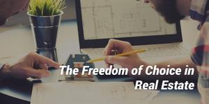 Wolność wyboru, gdyinwestujesz wnieruchomości