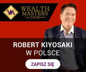 Konferencja z Robertem Kiyosaki